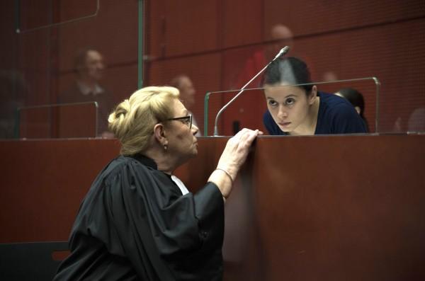 Annie Mercier, Melissa Guers