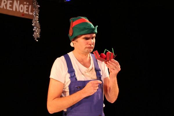 Au Cabaret du Père Noël