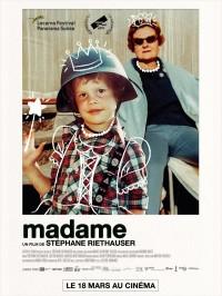 Madame, affiche