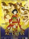 Millennium Actress, affiche