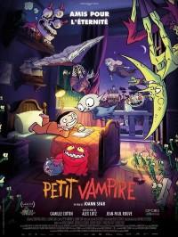 Petit vampire, affiche