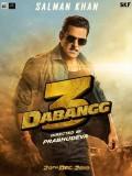 Dabangg 3, affiche