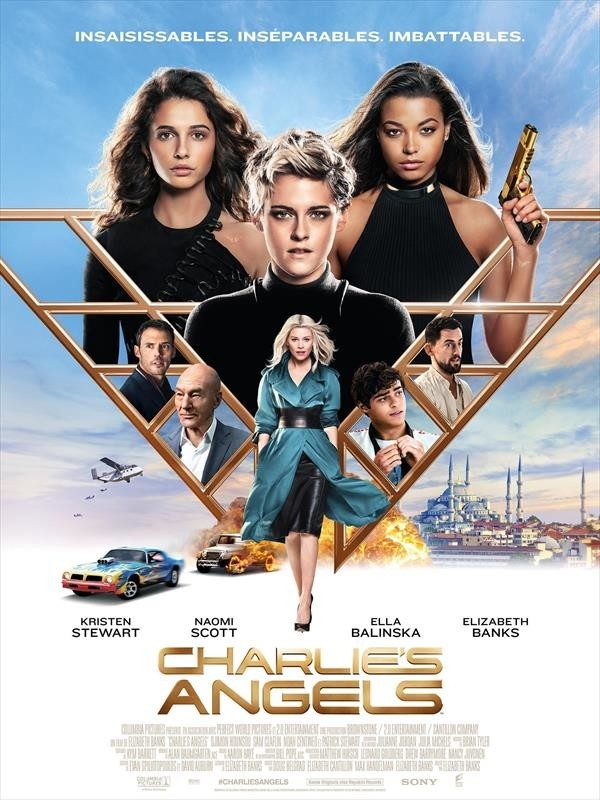 Charlie's Angels, affiche