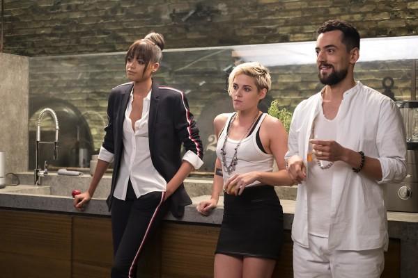 Ella Balinska, Kristen Stewart, Luis Gerardo Méndez
