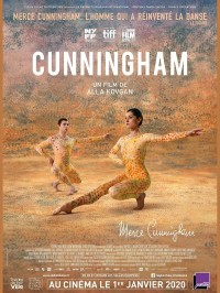 Cunningham, affiche