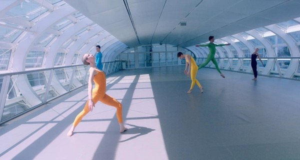 « Suite For Five » de Merce Cunningham