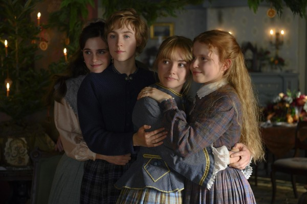 Emma Watson, Saoirse Ronan, Florence Pugh, Eliza Scanlen
