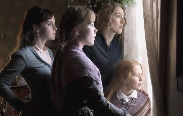 Emma Watson, Florence Pugh, Saoirse Ronan, Eliza Scanlen
