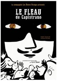 Le Fléau de Capistrano - Affiche