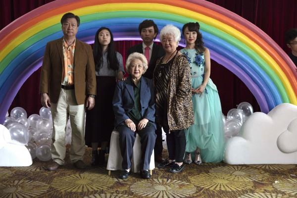 Tzi Ma, Awkwafina, Zhao Shuzhen, Han Chen, Hong Lu, Aoi Mizuhara