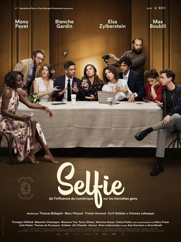 Selfie, affiche