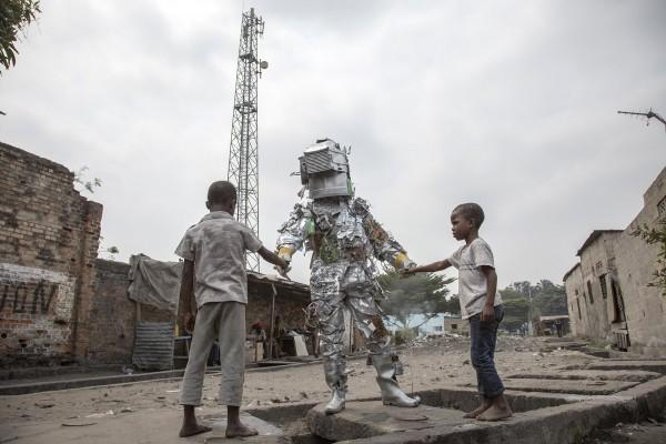 Kongo Astronaut