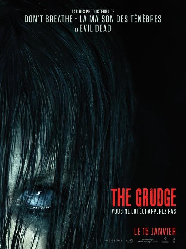 The Grudge, affiche