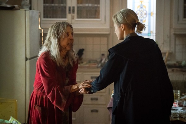 Lin Shaye, Andrea Riseborough