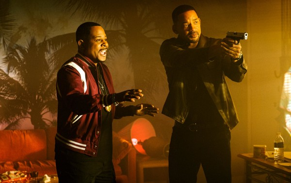 Martin Lawrence, Will Smith
