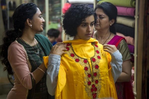 Brinda Trivedi, Sanya Malhotra, Lubna Salim