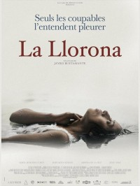La llorona, affiche