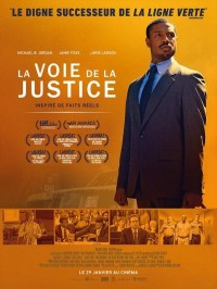 La Voie de la justice, affiche