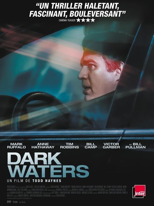 Dark Waters, affiche