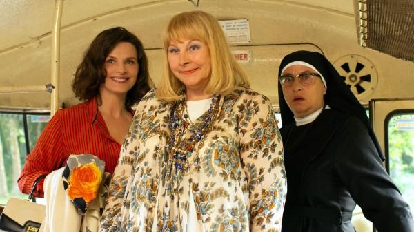 Juliette Binoche, Yolande Moreau, Noémie Lvovsky