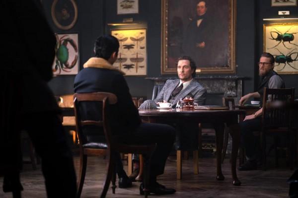 Matthew McConaughey, Charlie Hunnam