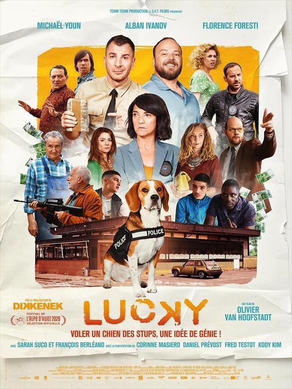 Lucky, affiche