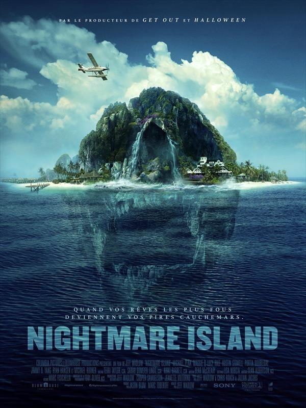Nightmare Island, affiche