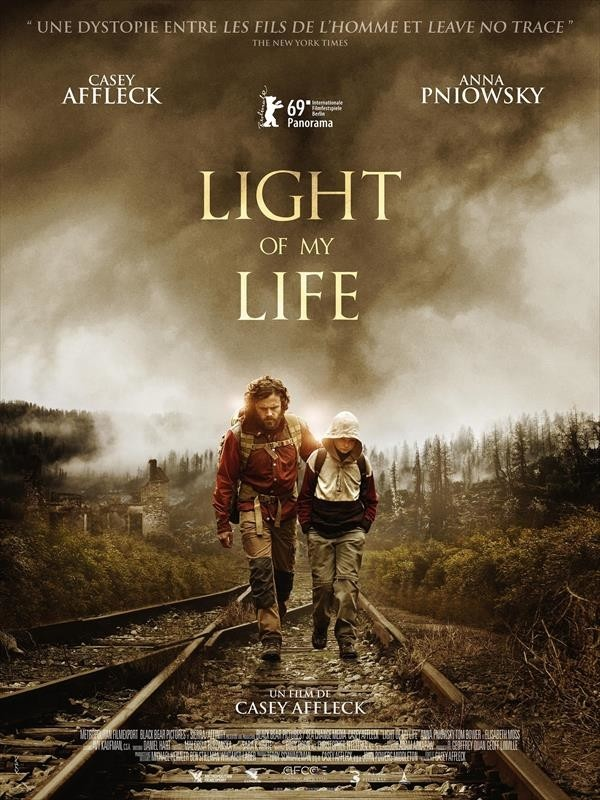 Light of My Life, affiche
