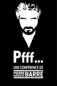 Pierre-Emmanuel Barré : Pfff... - Affiche