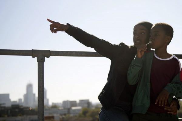 Kosar Ali (Sumaya), D'angelou Osei Kissiedu (Emmanuel)