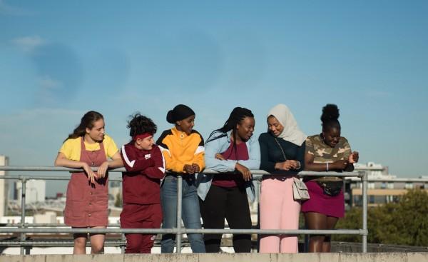 ruby Stokes (Agnes), Anastasia Dymitrow (Sabina), Kosar Ali (Sumaya), Bukky Bakray (Shola «Rocks»), Tawheda Begum (Khadijah), Afi Okaidja (Yawa)