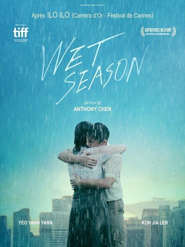 Wet Season, affiche
