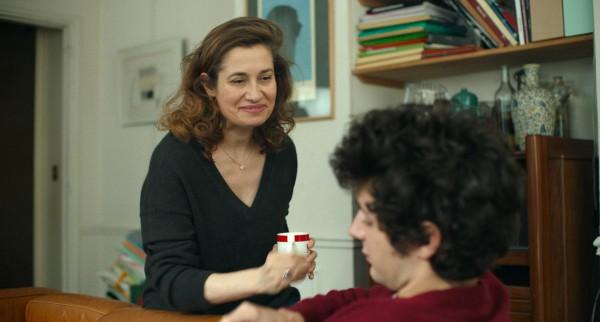 Emmanuelle Devos, Vincent Lacoste