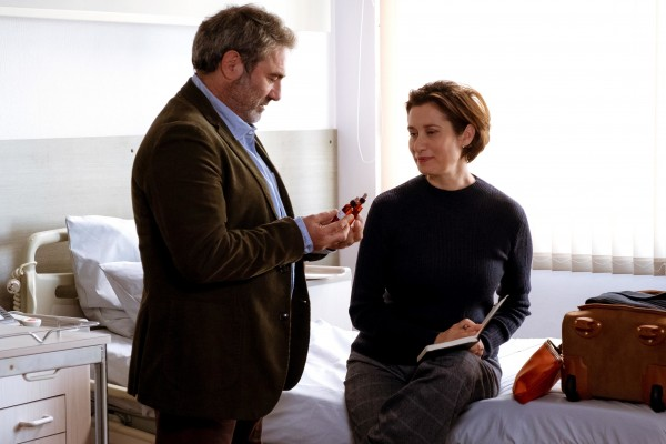 Sergi López (Patrick Ballester), Emmanuelle Devos (Anne Walberg)