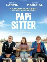 Papi-Sitter, affiche