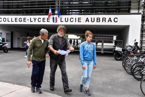 Gérard Lanvin, Olivier Marchal, Camille Aguilar