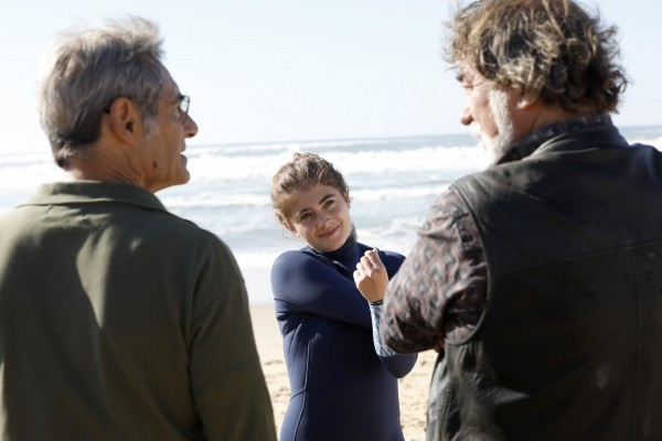 Gérard Lanvin, Camille Aguilar, Olivier Marchal