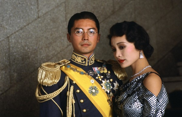 John Lone, Joan Chen
