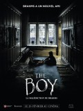 The Boy : La Malédiction de Brahms, affiche