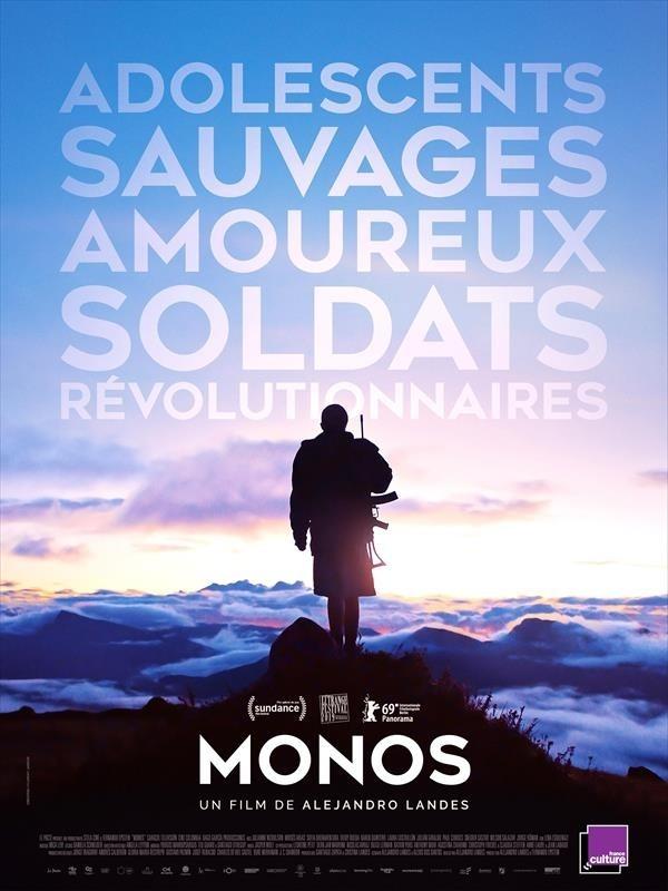 Monos, affiche