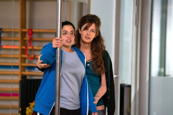 Melha Bedia (Nour), Valérie Lemercier (Sissi)