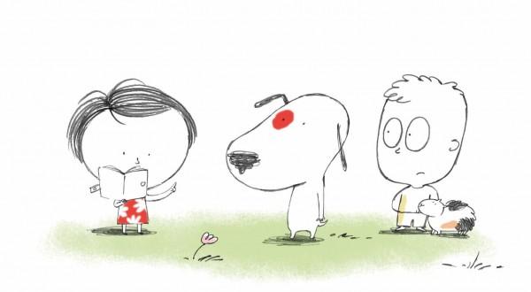 Rita, Machin et Bob-Edouard