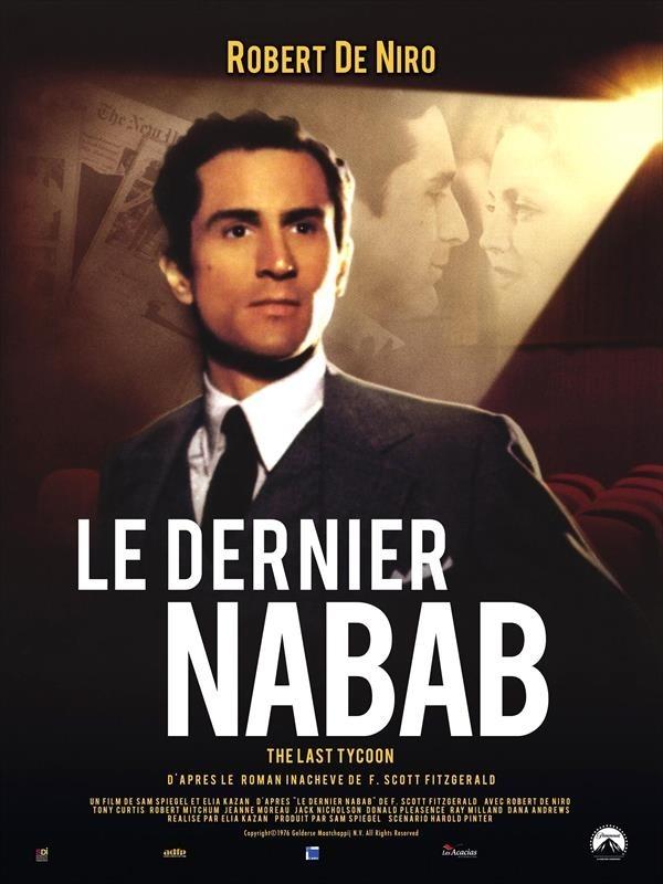Affiche, Le Dernier Nabab