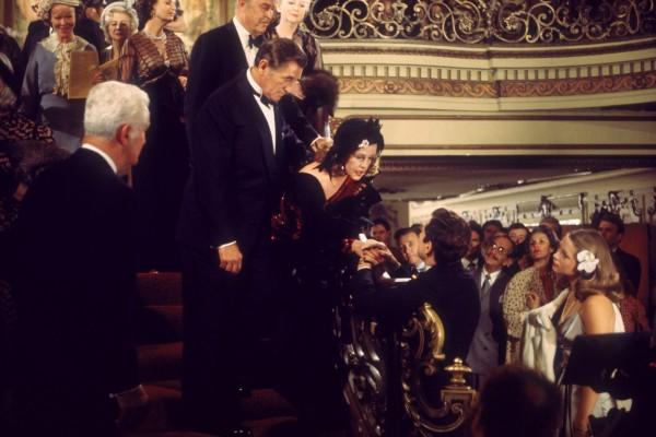 Robert Mitchum, Jeanne Moreau, Robert De Niro
