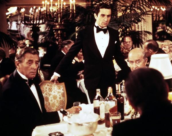 Robert Mitchum, Robert De Niro, Ray Milland