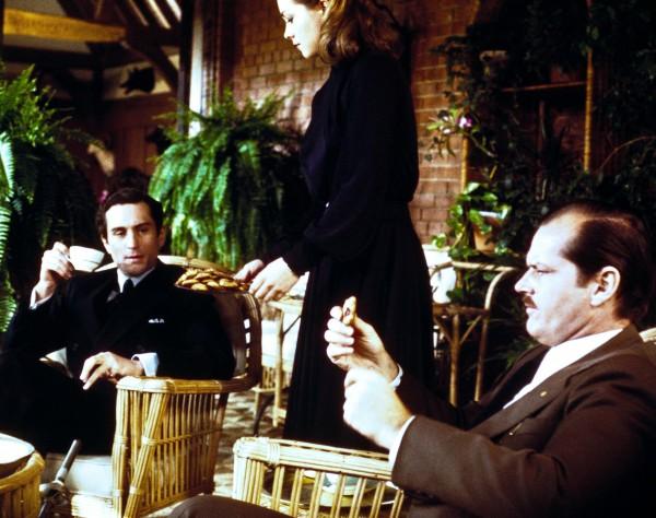 Robert De Niro, Theresa Russell, Jack Nicholson