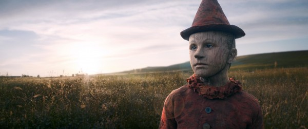 Federico Ielapi (Pinocchio)