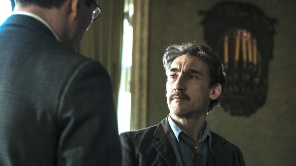 Joseph Mawle (George Orwell)