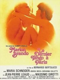 Le Dernier Tango à Paris, affiche