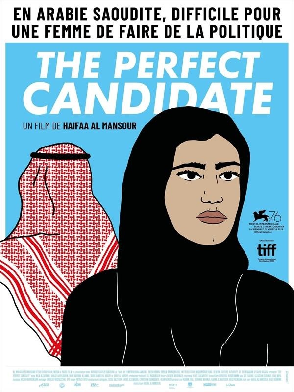 The Perfect Candidate, affiche